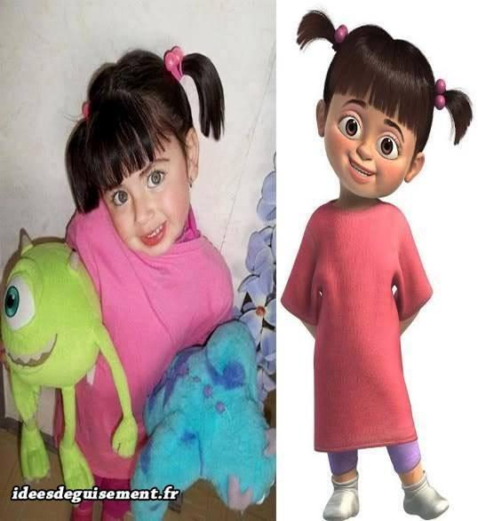 Pyjama de petite fille Boo