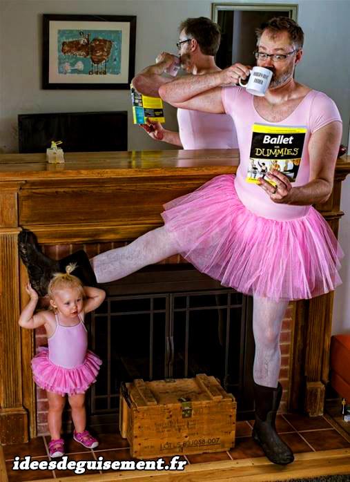 Déguisements de Danseurs de ballet