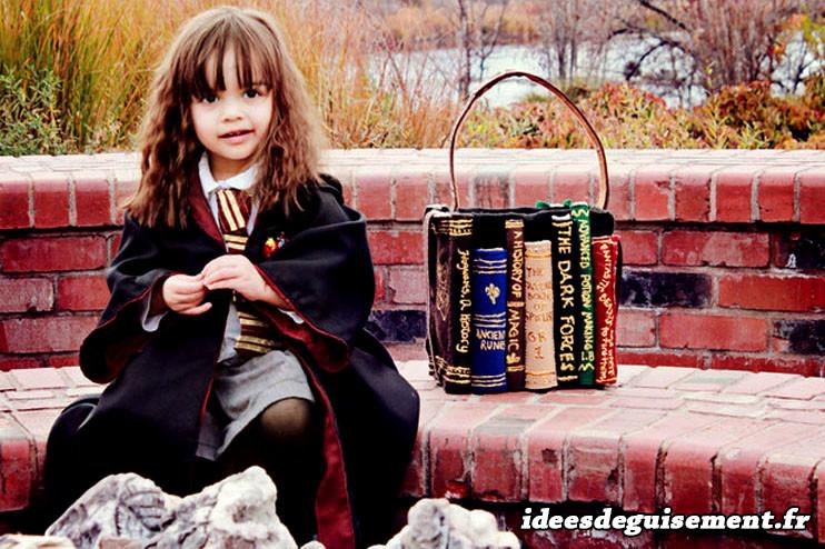 Costume d'Hermione Granger