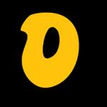 Letre O naranja
