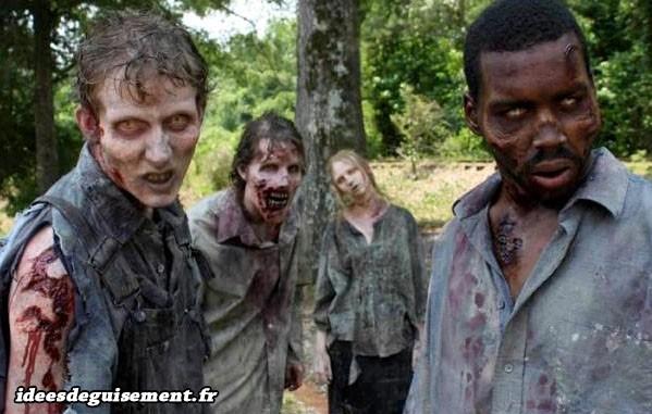 Id es originales d guisements th me de soir e zombie for Cuisinier zombie