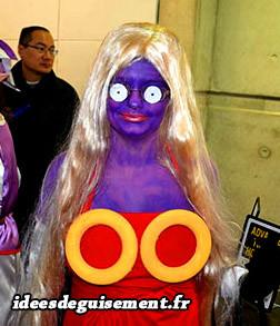 Top 20 des d guisements les plus ridicules absurdes du net - Deguisement dessin anime fait maison ...