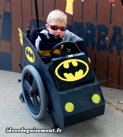 Déguisement de Batmobile