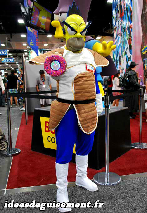 Id es de d guisements cosplay th me dragon ball z - Dessin manga dragon ball z ...