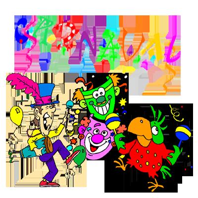 idées originales de déguisements thème carnaval mardi gras