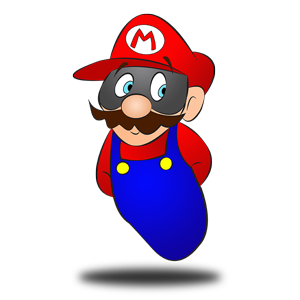 Costume de Super Mario Bros