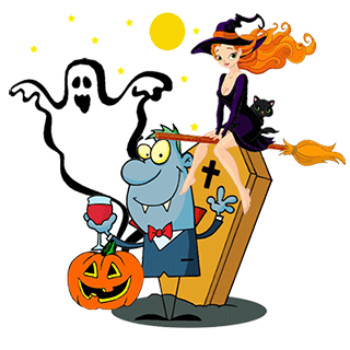 Idées de déguisements pour Halloween