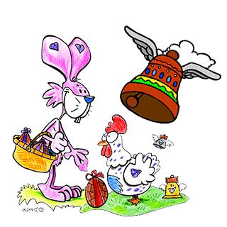 Idées de déguisements de Pâques