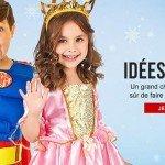 Idées de déguisements cadeaux pour enfants pour Noël
