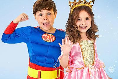 Idées cadeaux déguisement enfant pour Noël