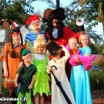 Comment réussir son déguisement de Peter Pan