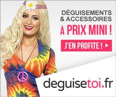 Déguisement et accessoires à prix mini sur deguisetoi.fr