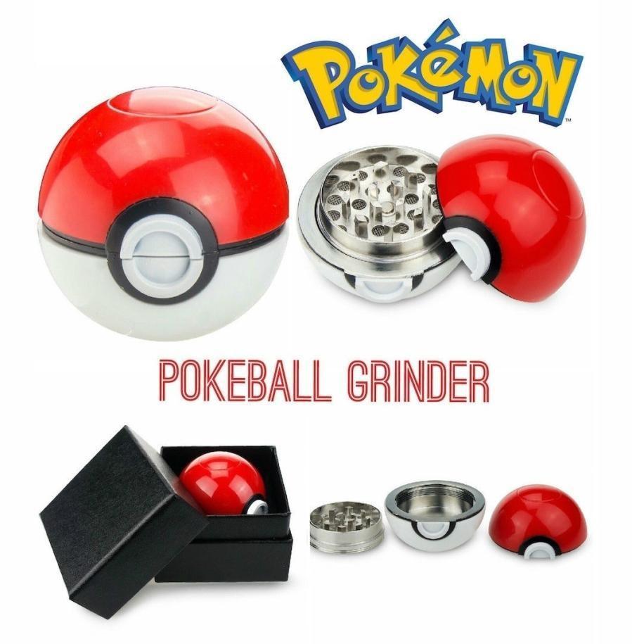 Pokéball Grinder Pokémon