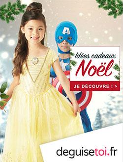 Idées cadeaux déguisements Noël deguisetoi